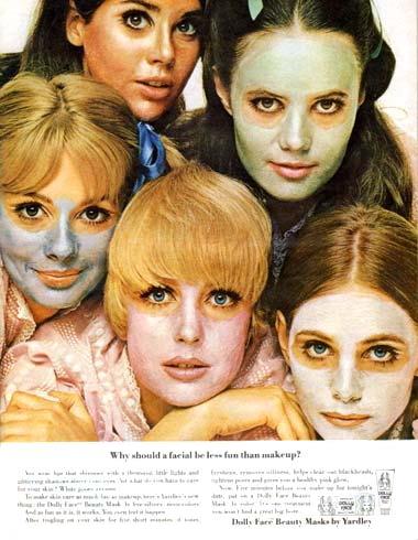 Yardley masks