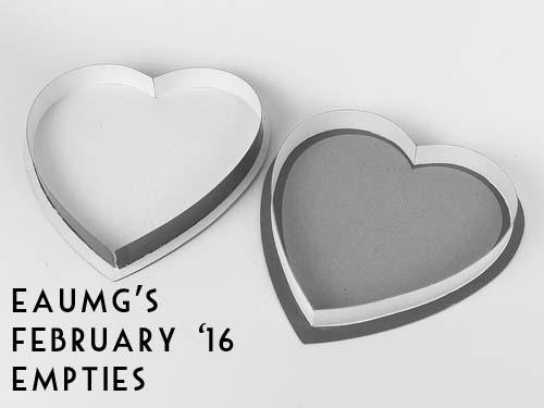 February 2016 Empties