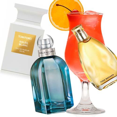 Summer 2016 perfumes