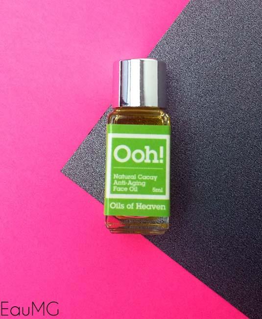 Ooh Cacay Oil