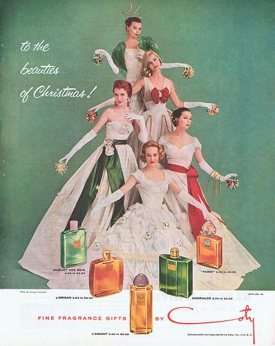 Coty Christmas ad