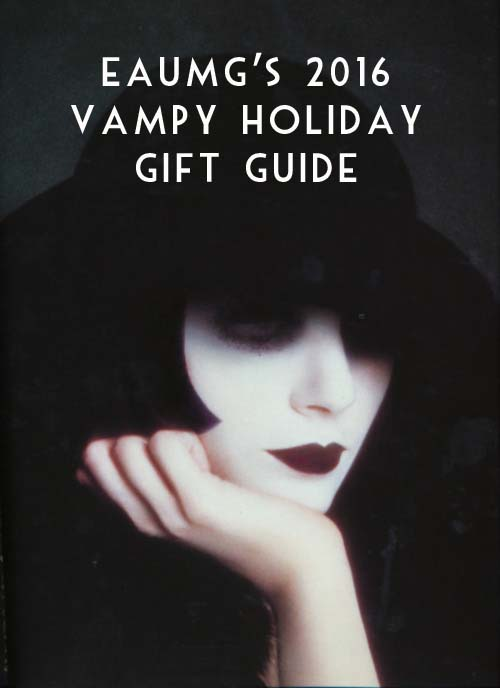 Goth Holiday Gift Guide