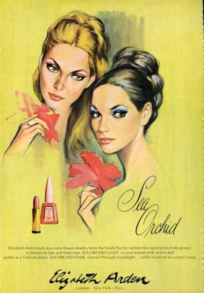 Elizabeth Arden 1966 ad