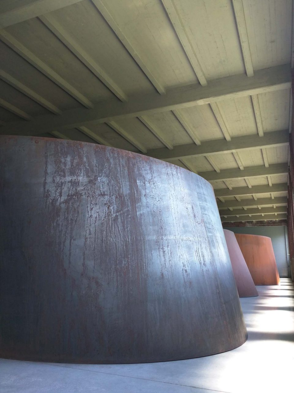 Richard Serra Dia Beacon