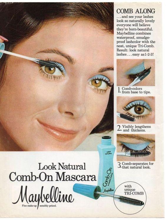 1976 Maybelline mascara