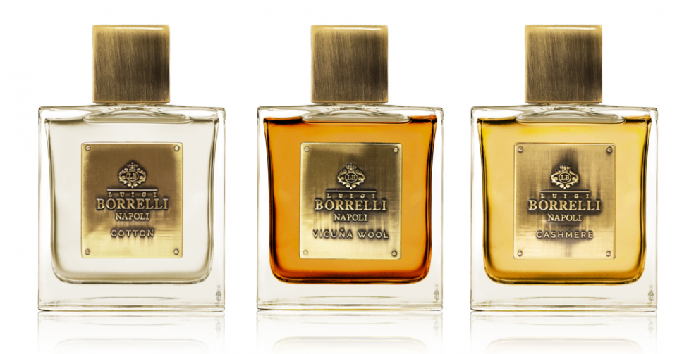 Luigi Borrelli fragrances