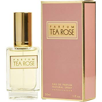 Perfumer's Workshop Tea Rose Perfume Review